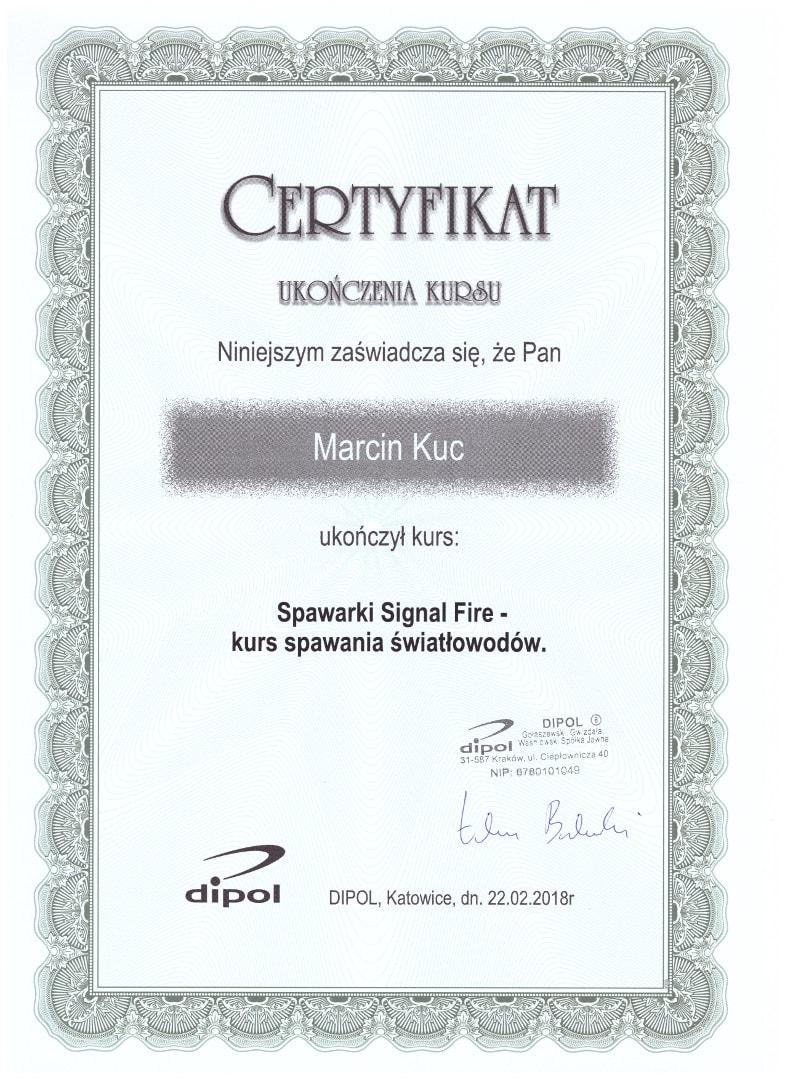 Dipol Marcin Kuc